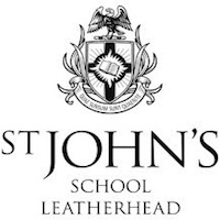 St Johns Leatherhead logo3